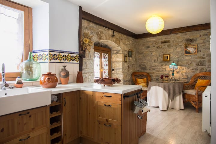 Casa Tamborin Danborin Enea - Ezcároz - Hus