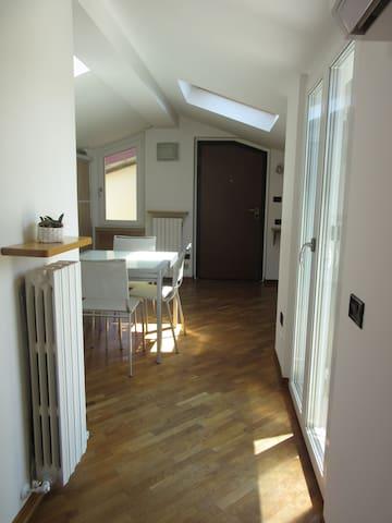 Appartamento Santa Scolastica - Spoleto - Lägenhet