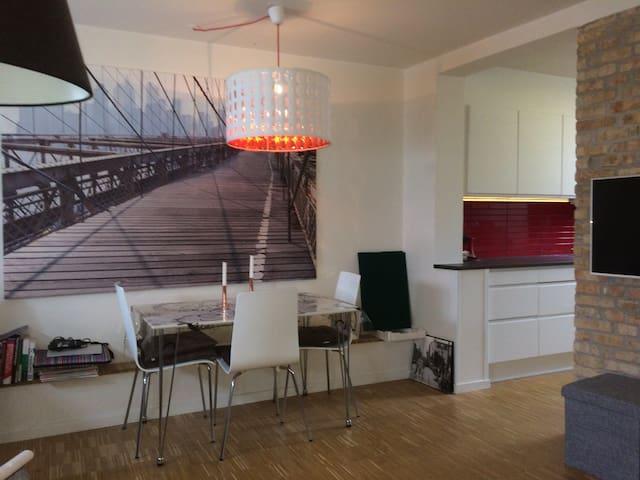 NYC apartment in Aarhus - Aarhus - Wohnung