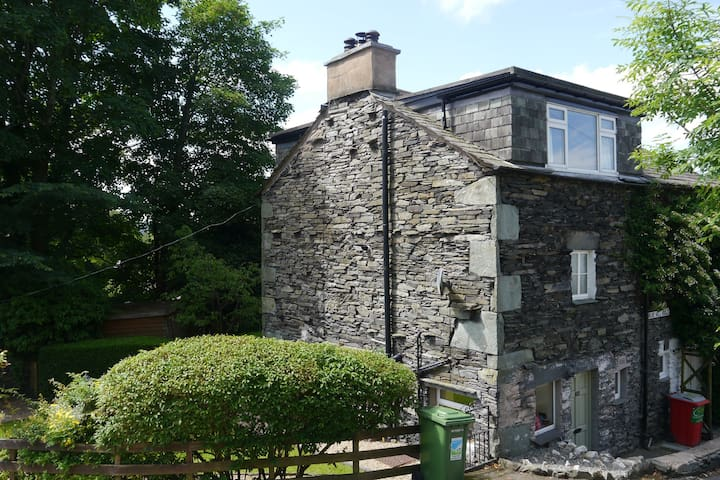 Cosy lakeland cottage in the heart of Ambleside - Ambleside - Maison