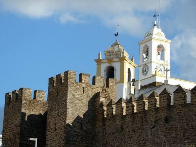 Casa Lusitana - Alandroal - Casa particular