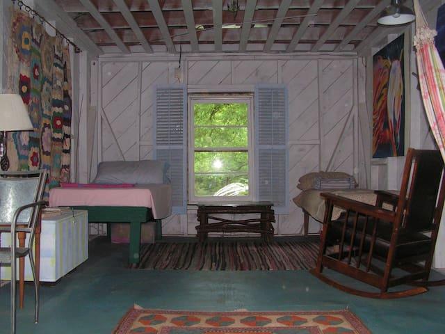 Farm dwelling/historical organic - Sparta - Cabaña