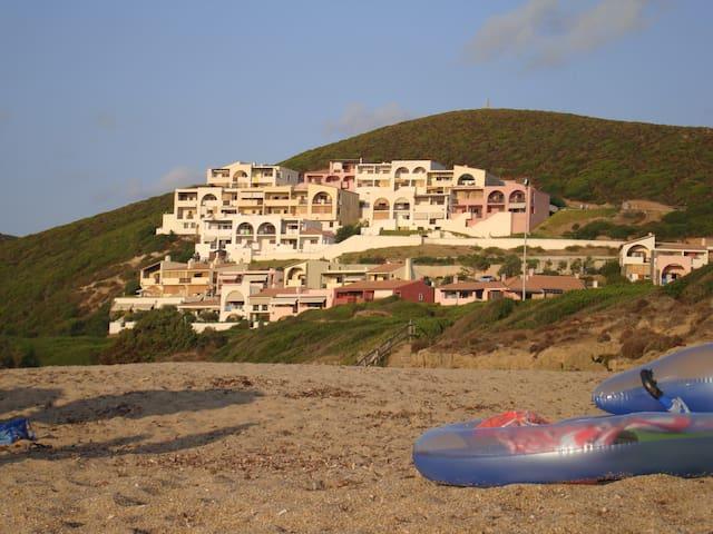 Splendido appartamento vista mare - Portu Maga - Daire