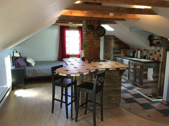 Myrtle Manor Studio in Heart of FoCo - Fort Collins - Leilighet