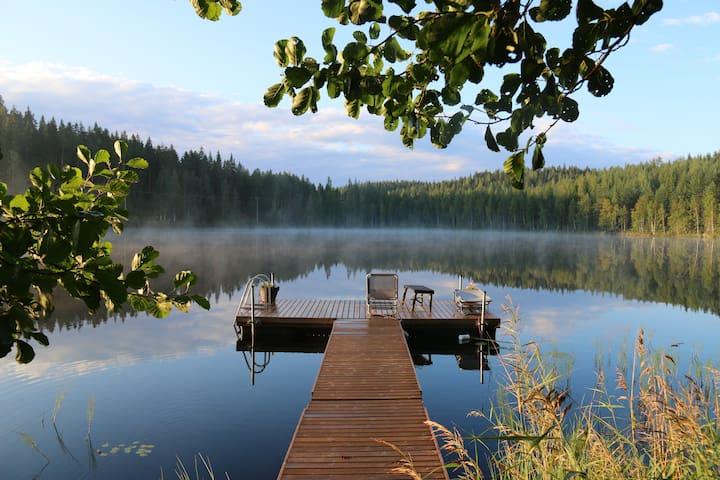 Mairela Retreat Cottage - Kuhmoinen - Cabaña