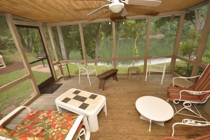Fairway Villa #201- Rumbling Bald Resort - Lake Lure - Villa