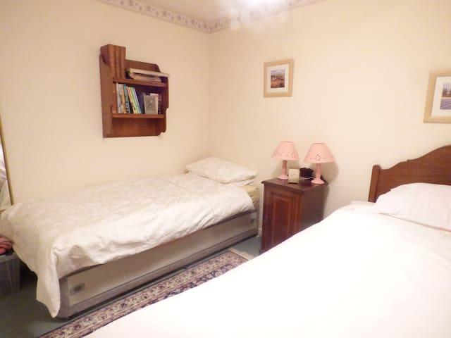Comfy room in a home - Machen - Ev