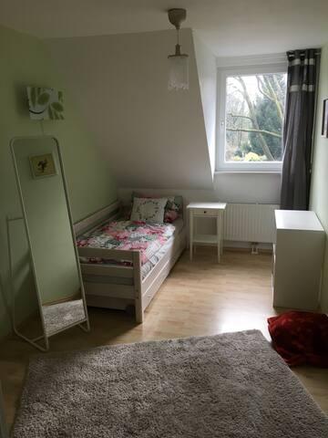 Schönes Zimmer in Buchholz in der Nordheide - Buchholz in der Nordheide