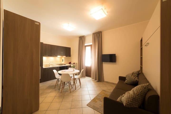 BBuSS_Country_Club   -BILOCALE- - Catanzaro - Apartemen