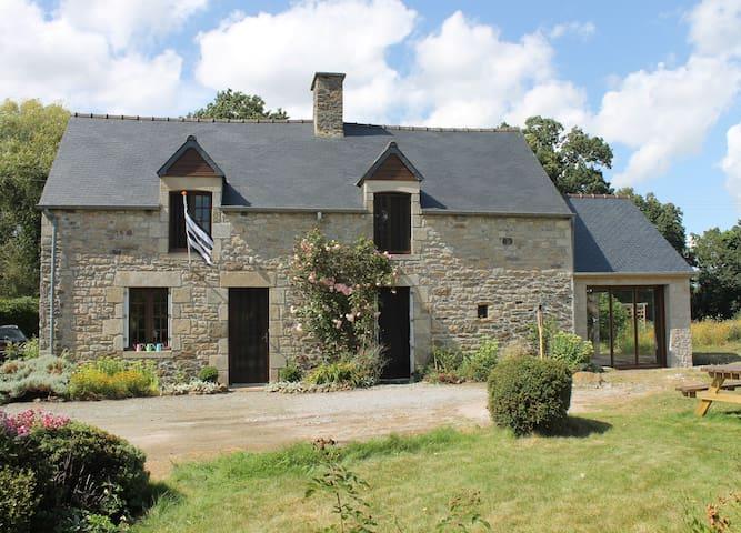 Bretons huis met veel privacy - Bourseul - Hus