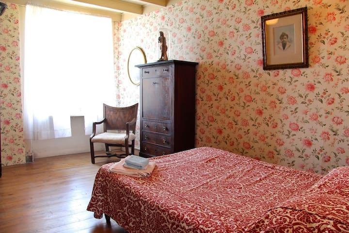 Chambre Rose - Barneville-Carteret