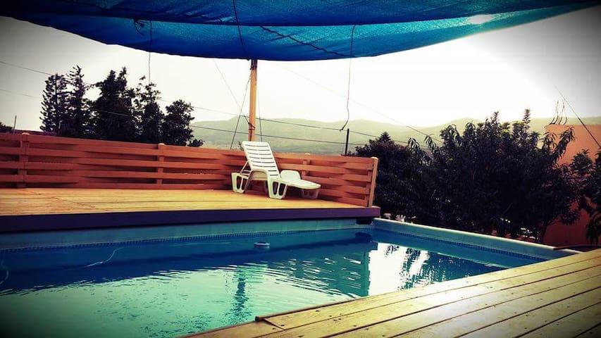 gili cabins health and nature - Yuval - Cabaña