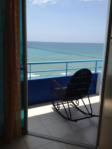 Enjoy Safe Relax and cozy beach apartament! - Crucita - Daire
