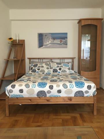 Уютная квартира рядом с Кремлем - Moskova - Daire