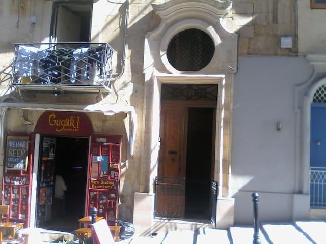 Cozy double room in the heart of Valletta - Valletta - Apartmen