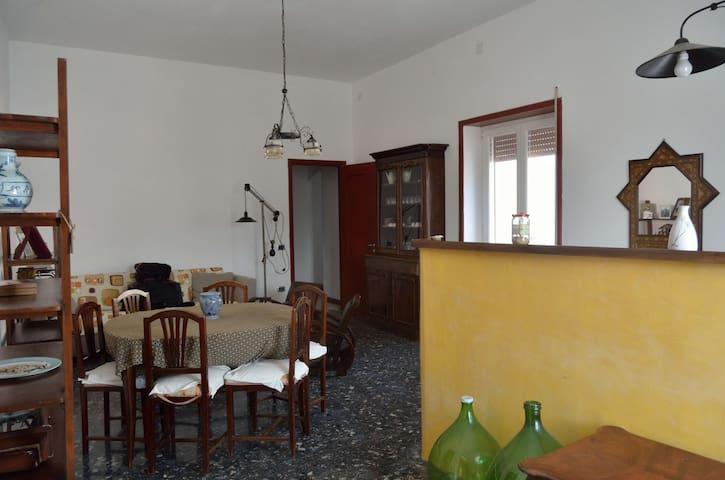 Camera doppia in Apartamento Mirto - Roccarainola - Leilighet