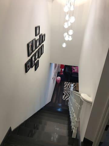 富有现代感的Loft感觉中温馨时尚,开阔,交通生活便利 - 嘉兴 - Appartement