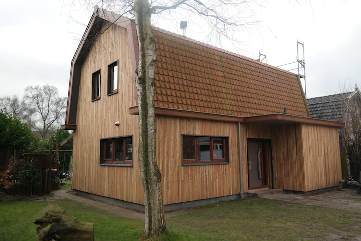 Family home close to city and beach - Sint Pancras - Maison