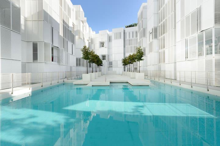 Luxury apt In Ibiza Marina Botafoch - Ibiza - Appartement