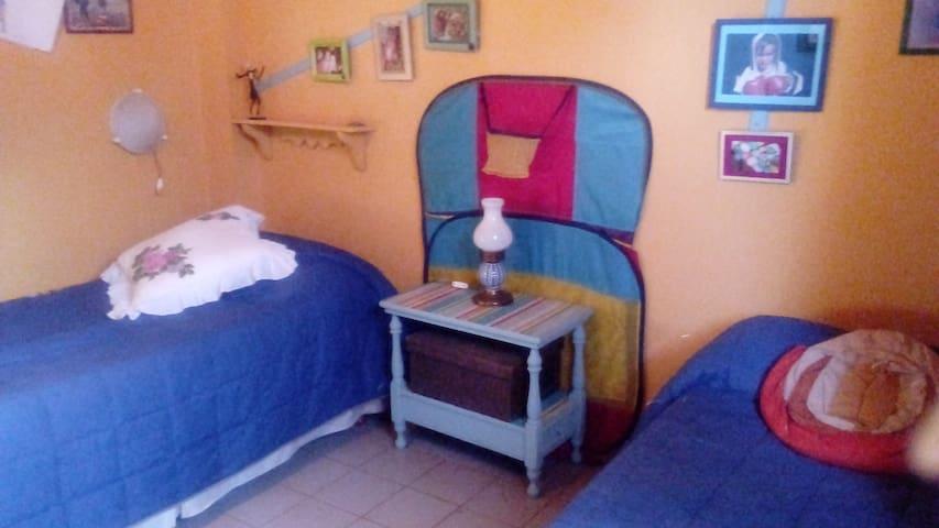 Habitacion para dos personas en Junin de los Andes - Junín de los Andes - Huis