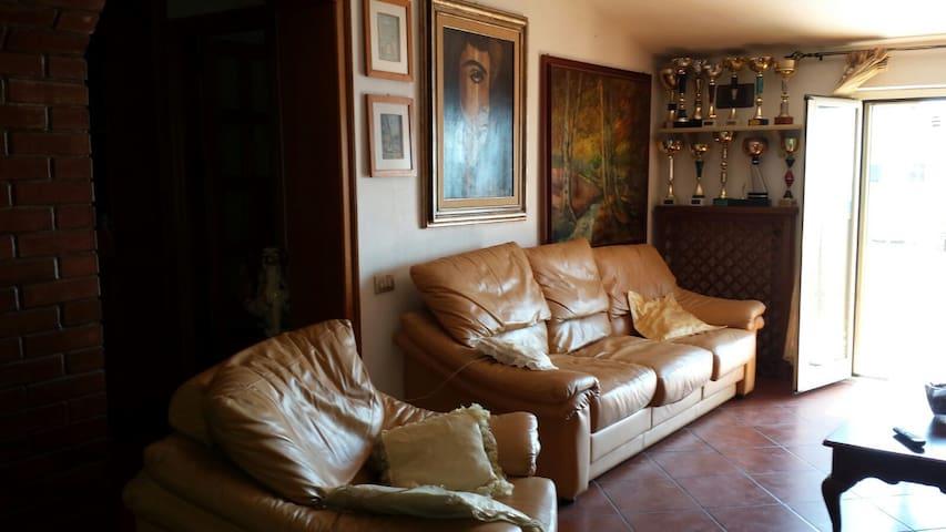 Delizioso appartamento centro storico - Cetraro - Casa