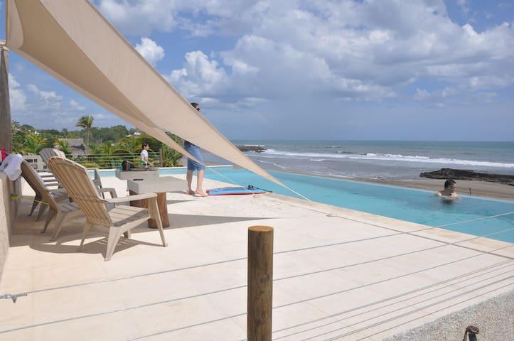 Casa Sun Sand Surf Pochomil - Pochomil - Dům