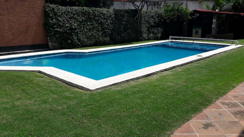 Departamento cómodo y bien ubicado - Cuernavaca - Appartement