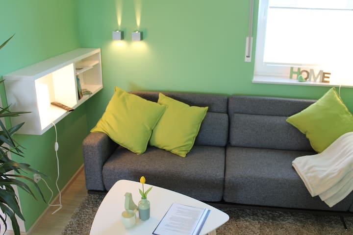 Ferienwohnung Birke Hüllhorst - Hüllhorst - Appartement