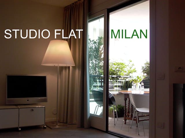 Studio Flat - Milan (Busto Arsizio) - Busto Arsizio - Byt