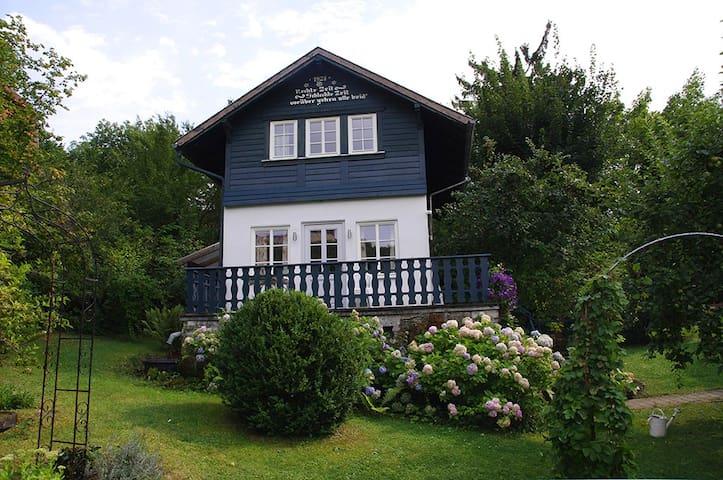Sommerhaus im Probstgrund - Coburg - Rumah