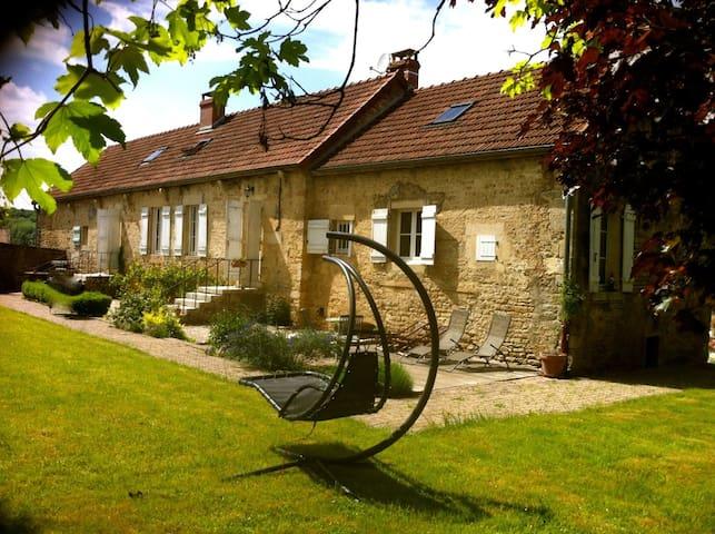 Entre Bourgogne et Morvan - Saint-Remy - Bed & Breakfast