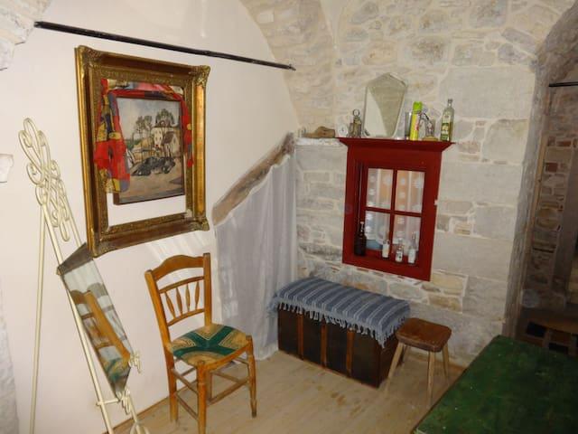 Medieval house in Kalamoti Chios - Kalamoti