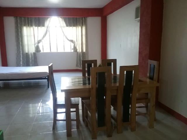 50sqm Studio Type Apartment (URDANETACITY ) - Urdaneta City - Apartamento