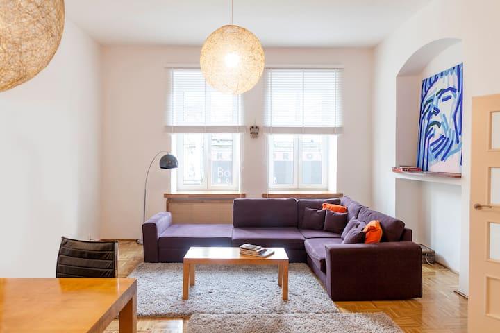 Suite Apartment Central - Łódź - Apartemen