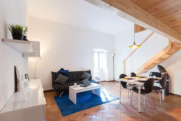 Original apartment on the Costa Brava! (with WIFI) - Torroella de Montgrí