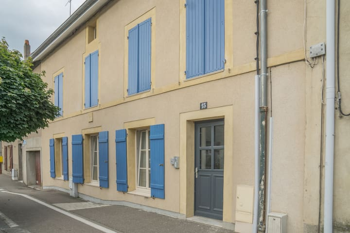 Appartement  type F3 à Pont-à-Mousson - Pont-à-Mousson - Appartement