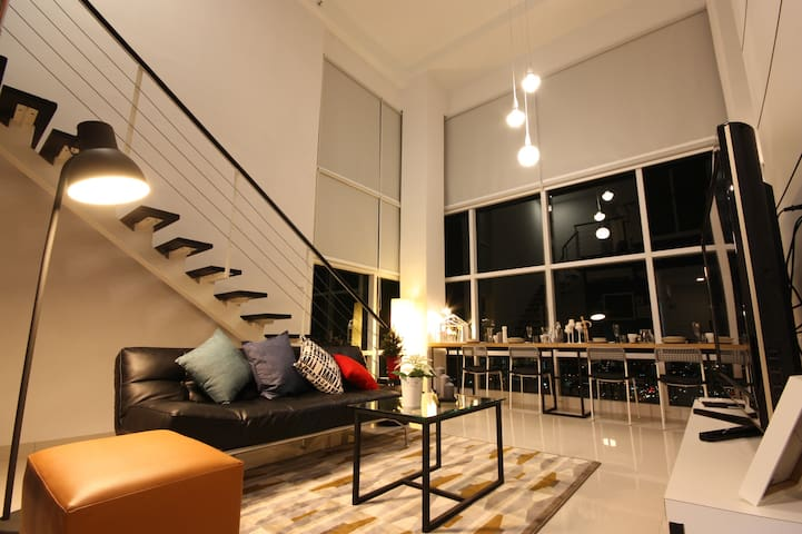 SH Penthouse city view@Maritime - George Town - Appartement