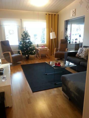 Nice, peaceful house available for Lahti Ski Games - Lahti - Casa