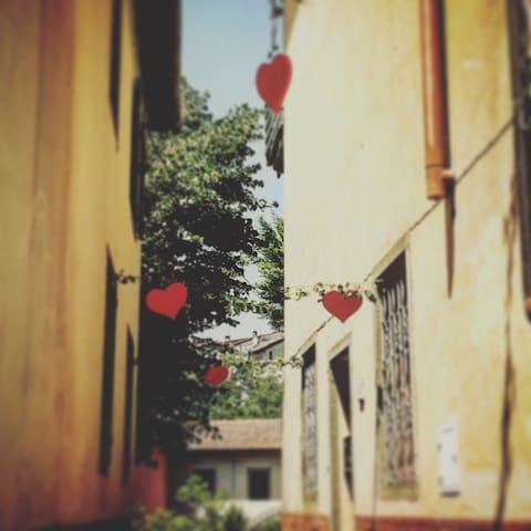 Il Gatto Nero - Coreglia Antelminelli - Apartamento