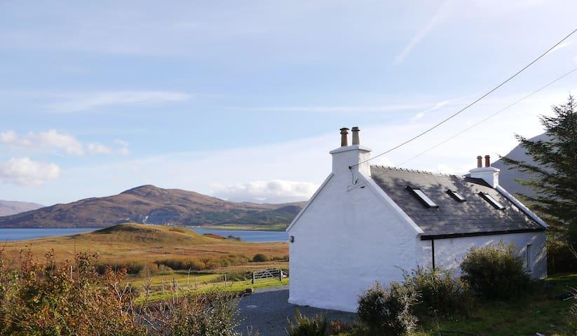Cnoc Uaine, Isle of Skye cottage - Isle of Skye - Casa