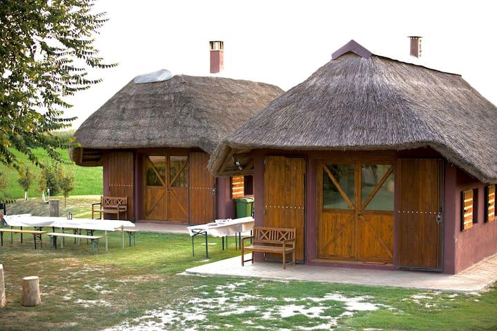 The Bassara Cabins: The Romagnola & The Ferrarese - Argenta - Hut