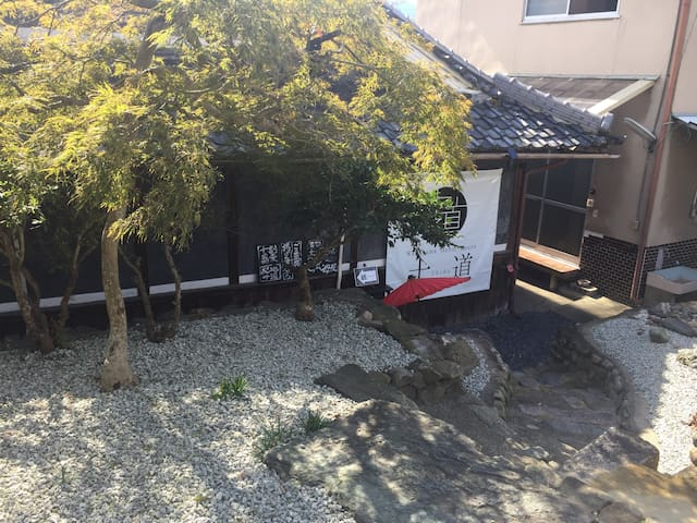 Near Koyasan and Kumanokodo private Room#1 - 橋本市 - Casa de huéspedes