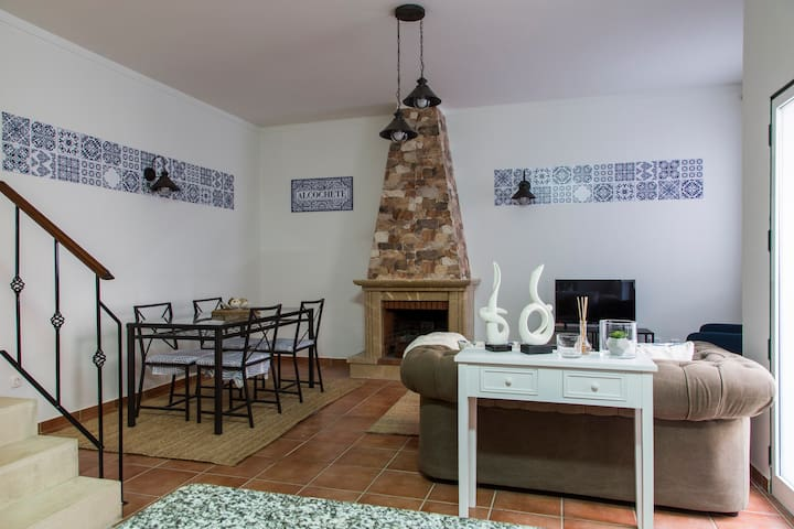 Lisbon 15 mt by car Alcochete 3Rooms House - Alcochete - Дом