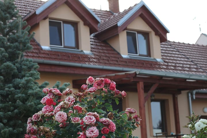 Cozy private house close to Castle and park - Lednice - Casa