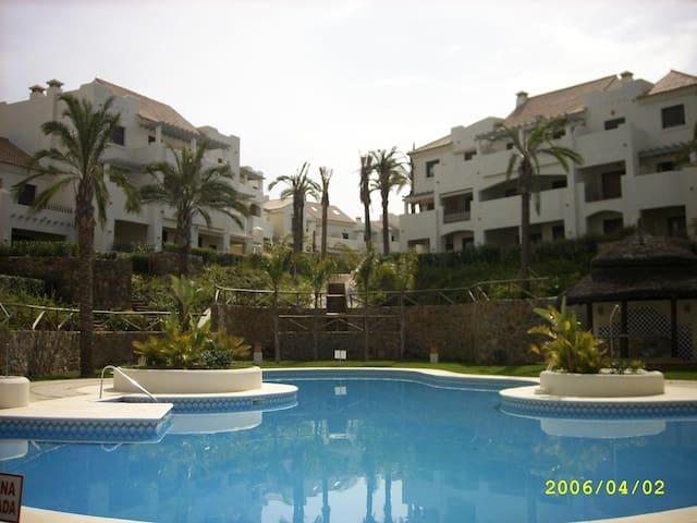 Duplex en Islantilla Golf - Lepe - Appartement