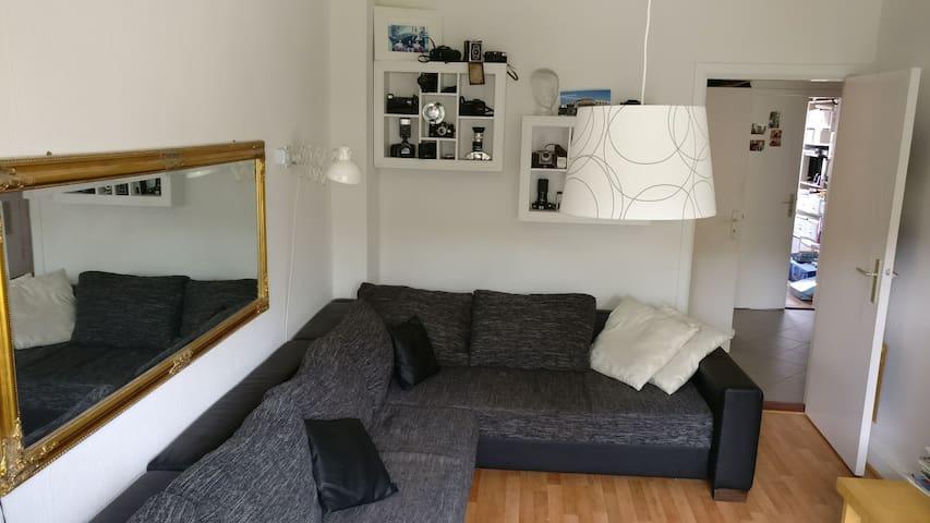 Wohnung in Werdersee-Nähe _ Flat at Werdersea - 不來梅 - 公寓
