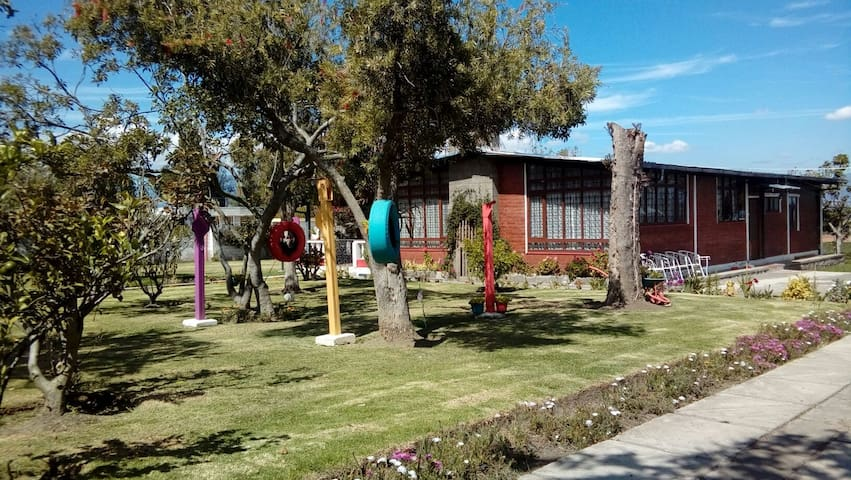 CHESTER´S B&B, a beautiful and unforgettable place - Quito - Bed & Breakfast