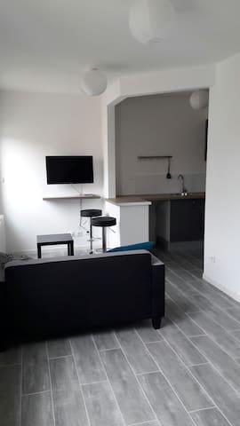 appart (1) a cinq mins du centre - Périgueux - Apartamento