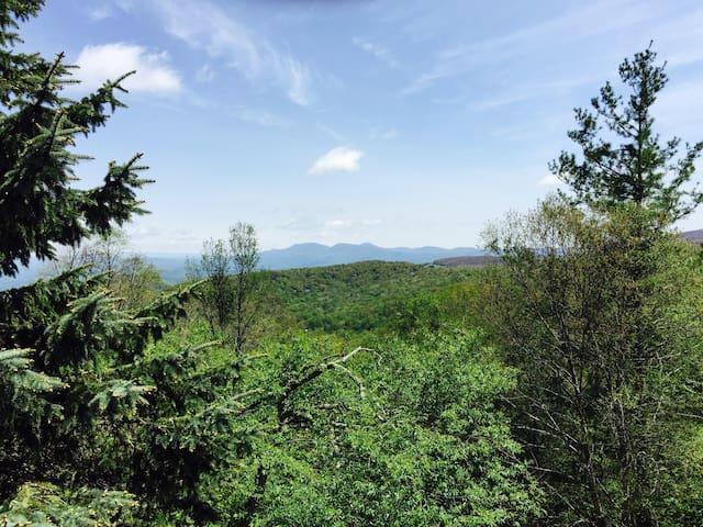 Amazing Views Studio/Condo - Beech Mountain - Departamento