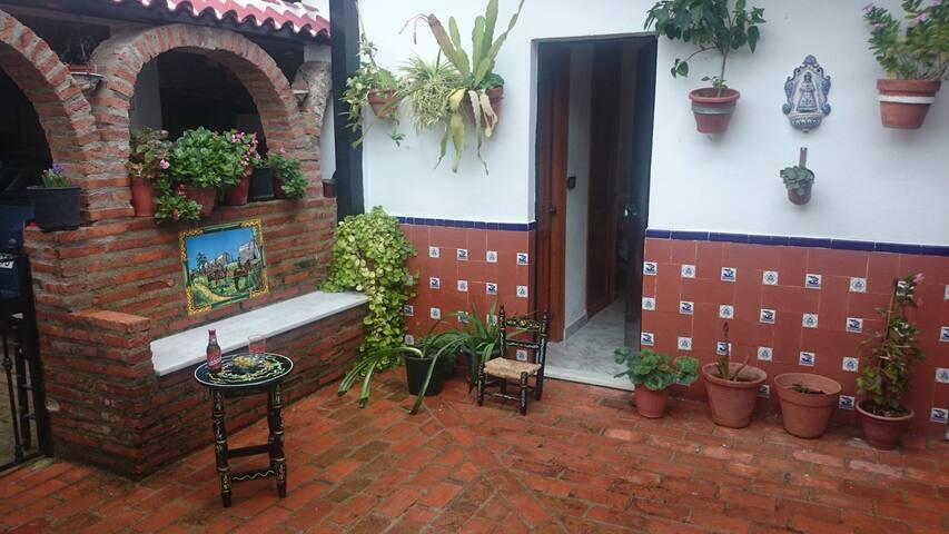 EN LA PUERTA PARQUE NACIONAL DOÑANA - El Rocío - Talo